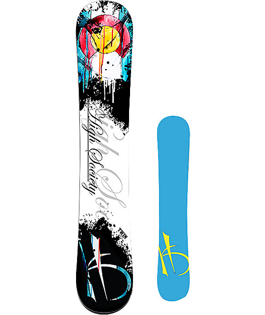 High Society Freeride Twin 155cm Snowboard