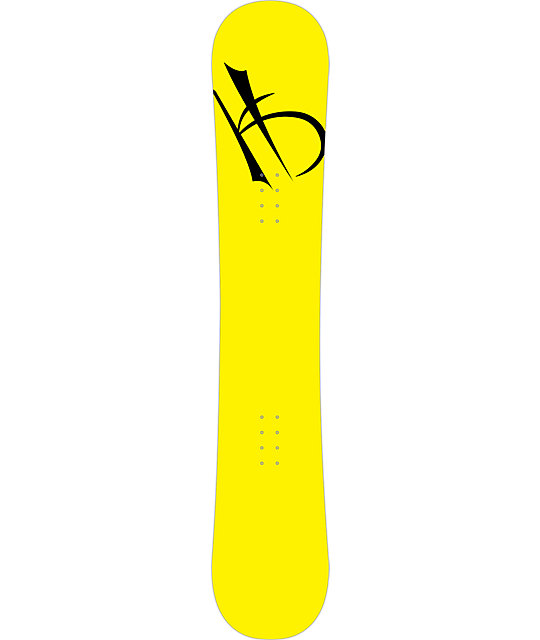 High Society Freeride Twin 158cm Snowboard