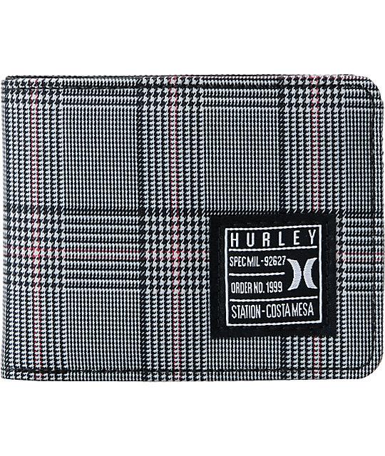 Hurley Bureau Bifold Wallet