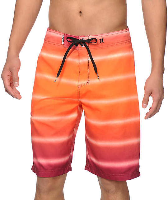 "Hurley Burnt 22""  Board Shorts"