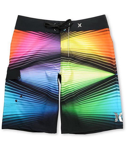 Hurley DiMension Phantom 60 Black 21 Board Shorts