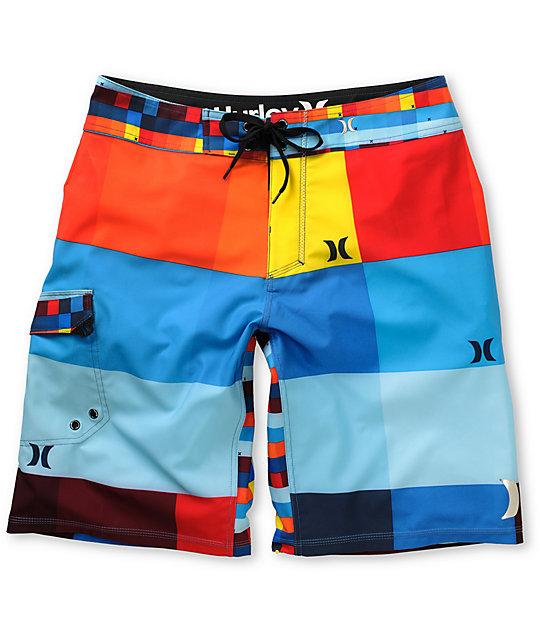 Hurley Kings Road Phantom 60 Navy Board Shorts