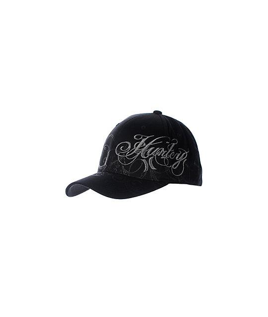 Hurley Los Lobos Black Hat