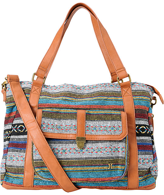 Hurley Market 2 Satchel Shoulder Bag