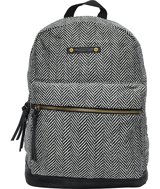 Hurley Market Herringbone Backpack
