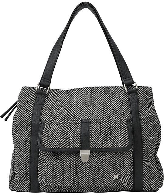 Hurley Market Satchel Bag