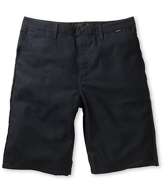 Hurley Newcastle Navy Chino Shorts