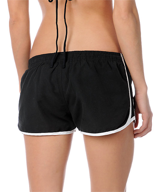 Hurley One & Only Black Board Shorts