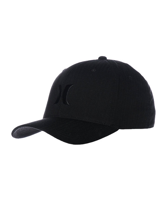 Hurley One & Only Dobby Black Hat