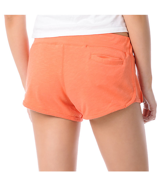 "Hurley One & Only Feather Coral 2""  Shorts"