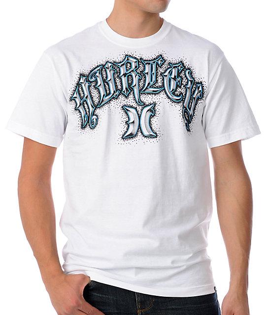 Hurley Peedro White T-Shirt