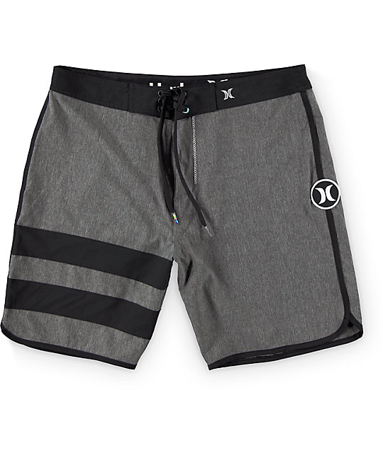 "Hurley Phantom Block Party 19""  Board Shorts"