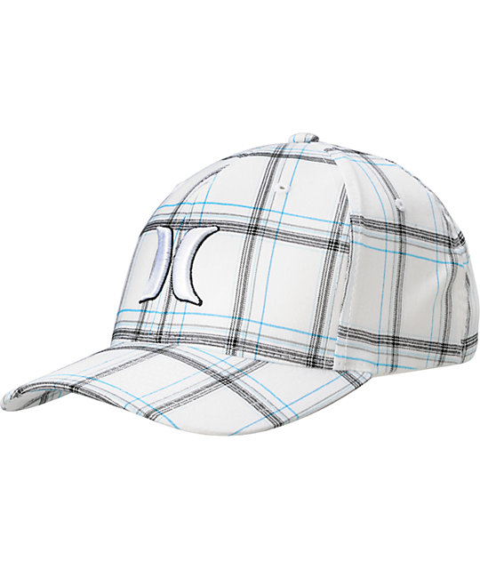 Hurley Puerto Rico White Hat