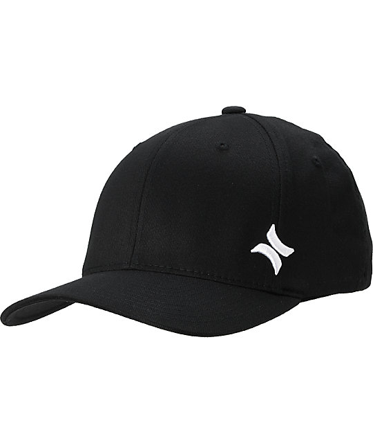 Hurley Tilt Black Hat