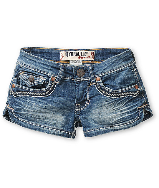 Hydraulic Marion Denim Shorts