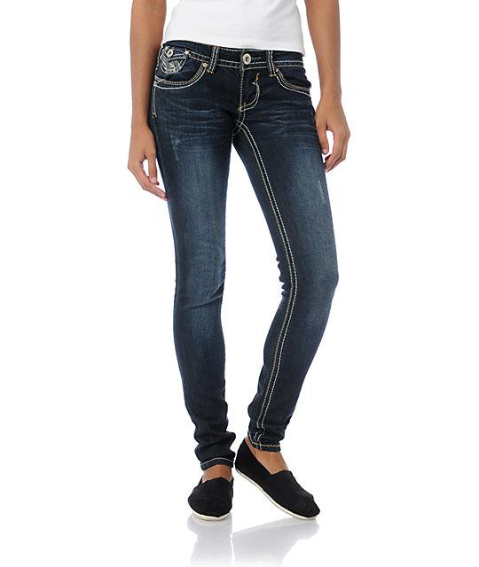Hydraulic Nikki Super Skinny Jeans