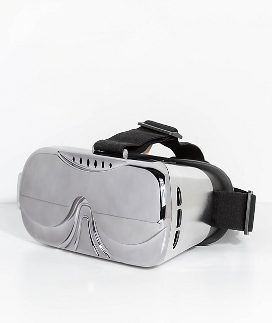 Hype I-FX Metallic Black Virtual Reality Mobile Viewer