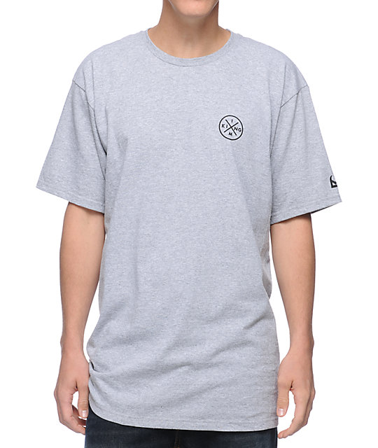 IMKing Pocket Blitz Grey T-Shirt