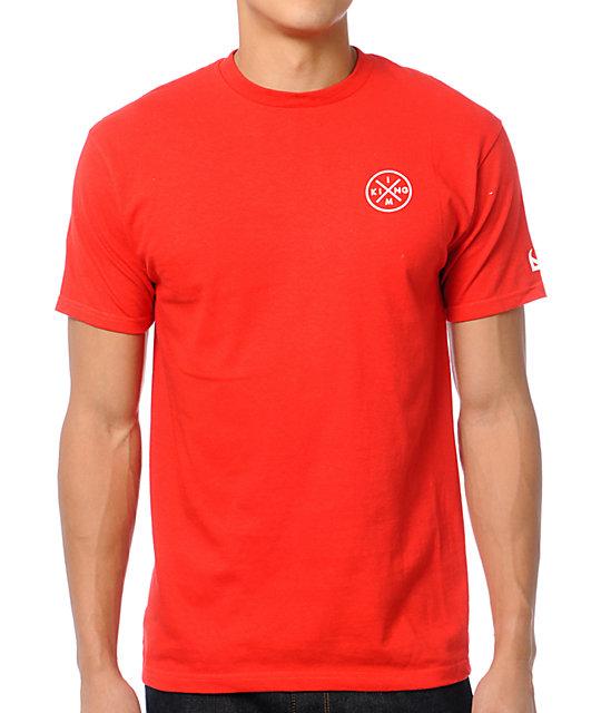 IMKing Pocket Blitz Red T-Shirt