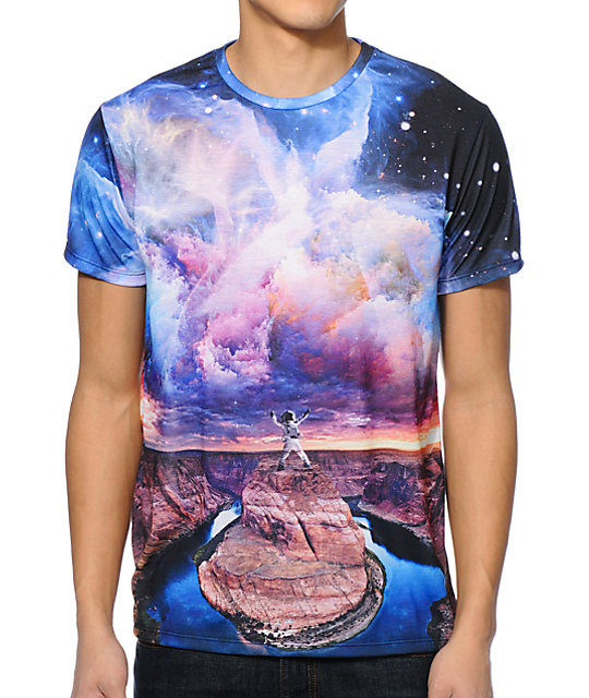Imaginary Foundation Celebrate Sublimation T-Shirt