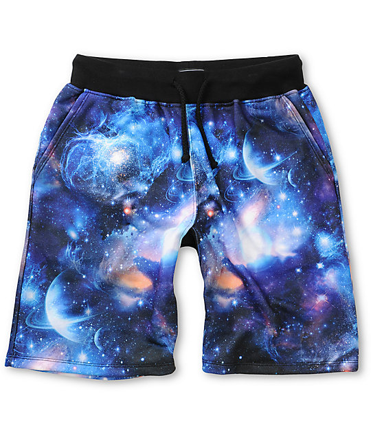 Imaginary Foundation Cosmic Sublimated Shorts