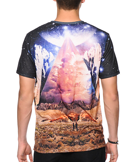 Imaginary Foundation CoupleTopia Sublimated T-Shirt