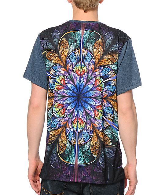 Imaginary Foundation DM Sublimated Panel T-Shirt