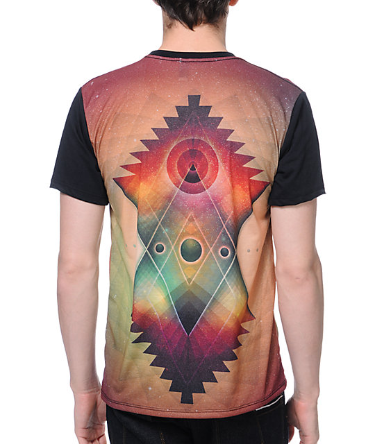 Imaginary Foundation Diamond Sublimated T-Shirt