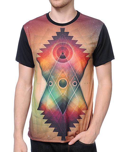 Imaginary Foundation Diamond Sublimated T Shirt