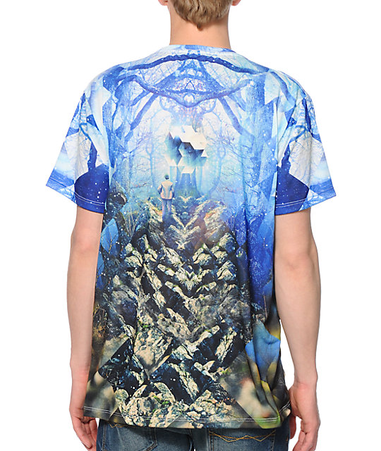 Imaginary Foundation Discovery Sublimated T-Shirt