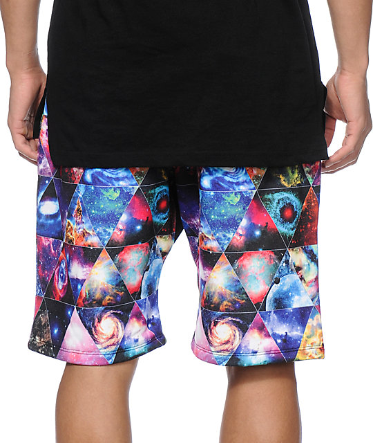 Imaginary Foundation Equilateral Sublimated Shorts