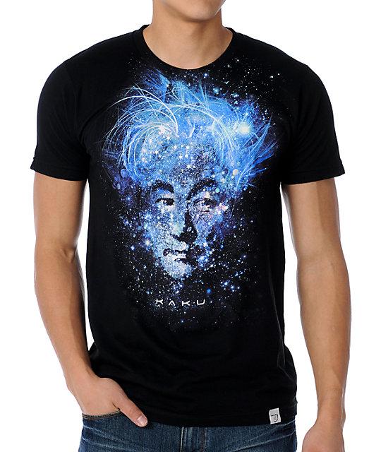 Imaginary Foundation Kaku Black T-Shirt