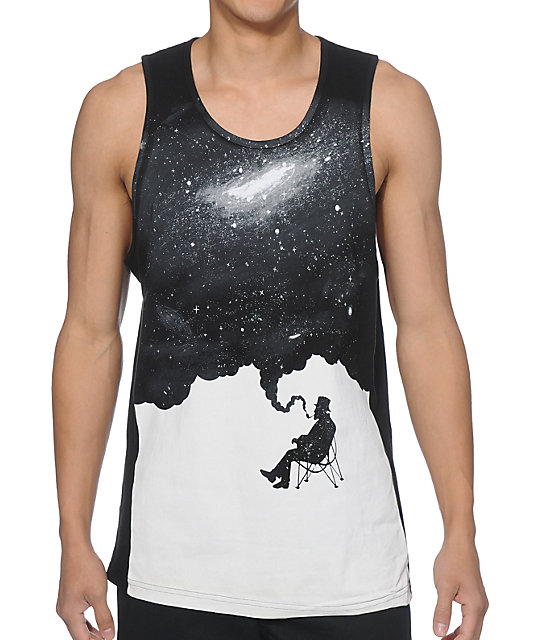 Imaginary Foundation Nostalgic Mood Tank Top