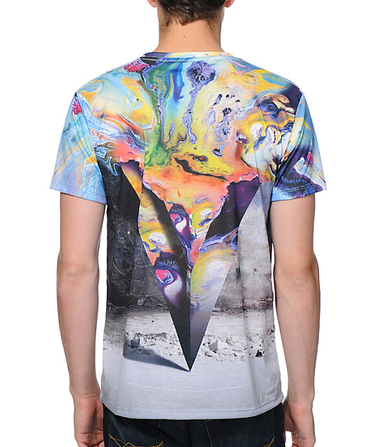 Imaginary Foundation Prism Sublimated T-Shirt
