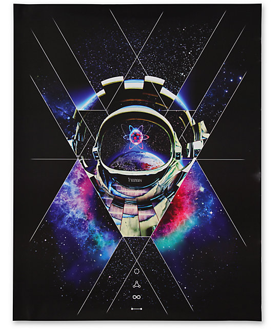 Imaginary Foundation Space X Poster