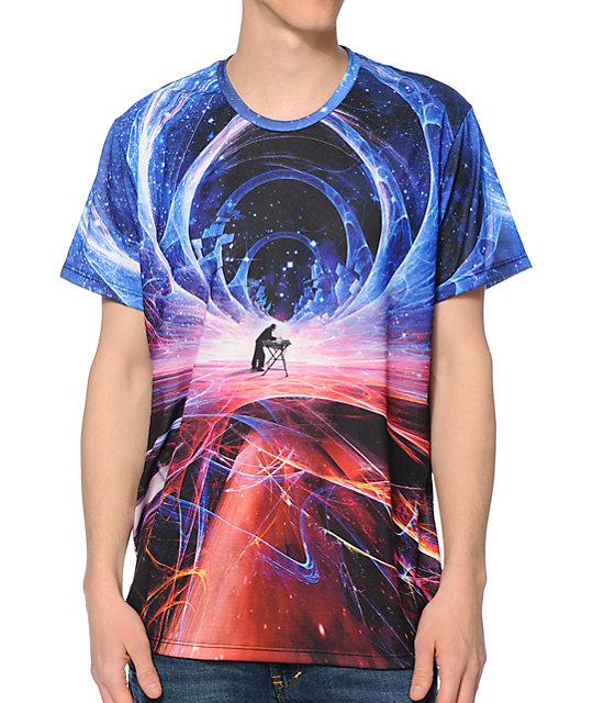 Imaginary Foundation Stargate Sublimated T-Shirt