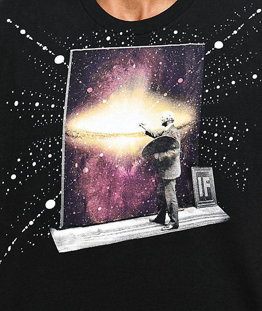 Imaginary Foundation Super Painter Black T-Shirt