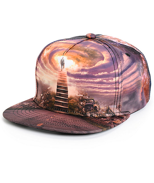 Imaginary Foundation Unifaction Snapback Hat