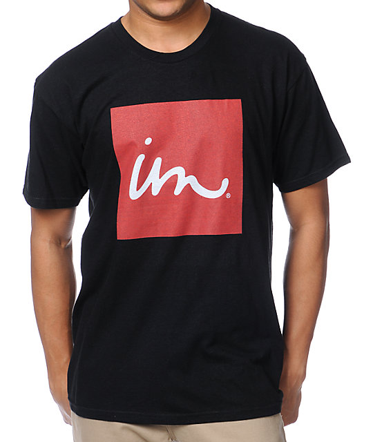 Imperial Motion 1x1 Black T-Shirt