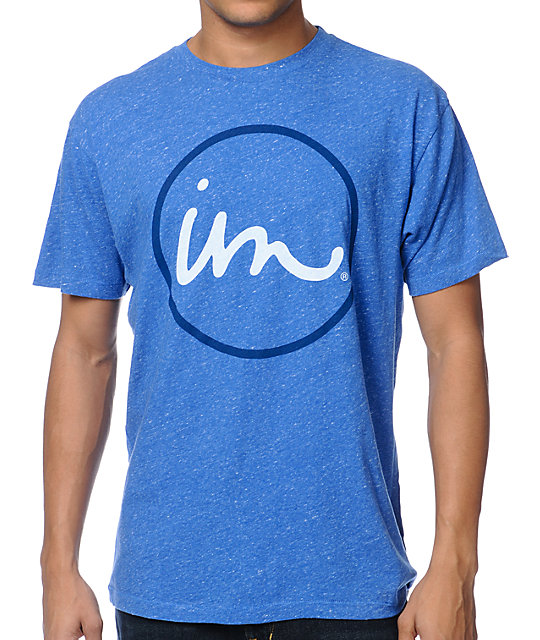 Imperial Motion Classic Blue Snow T-Shirt