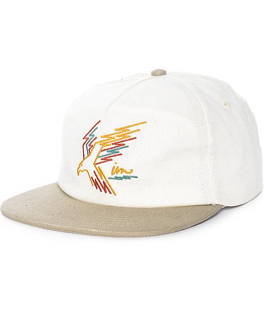 Imperial Motion Desert Eagle Off White Snapback Hat