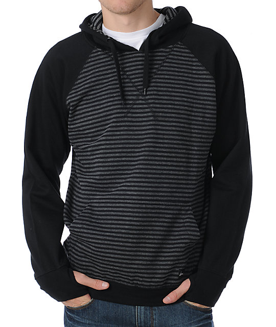 Imperial Motion Dodger Mens Black Hoodie
