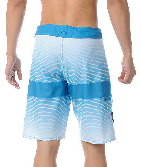 Imperial Motion Faded Blue 20 Board Shorts