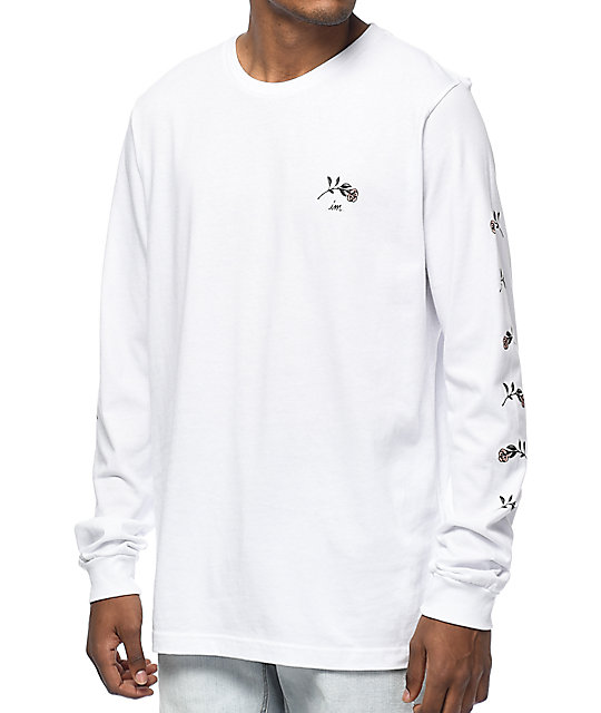 Imperial Motion Farewell White Long Sleeve T-Shirt