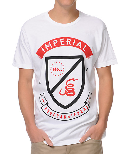 Imperial Motion First Edition White T-Shirt