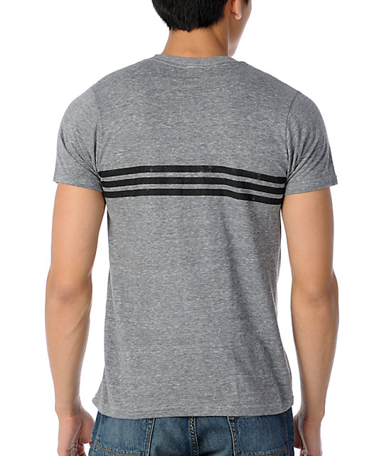 Imperial Motion Heritage Logo Charcoal T-Shirt
