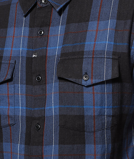 Imperial Motion Hosseger Flannel Shirt