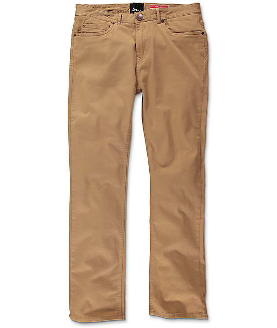 Imperial Motion Mercer Chino Khaki Pants