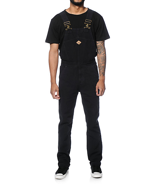 Imperial Motion Pacific Slim Fit Twill Overalls