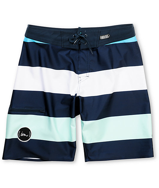 Imperial Motion Rufus Navy 20 Board Shorts